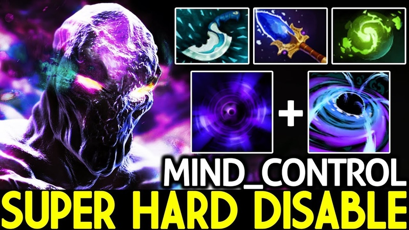 Mind_ControL [Enigma] Super Hard Disable Counter All Hero 7.19 Dota 2