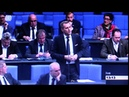 Petr Bystron AfD Frau Merkel verbreitet Weltweit Fake News 15 01 2019