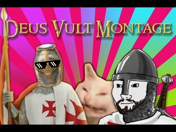 DEUS VULT MONTAGE