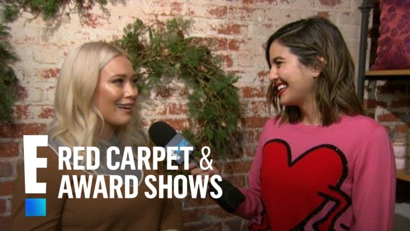 Hilary Duff Reveals Why She Won't Buy a Dog | E! Red Carpet Award Shows