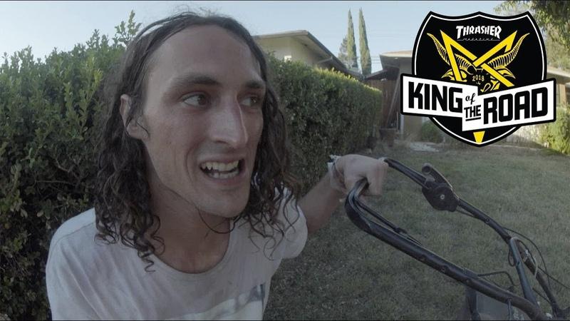 King of the Road Season 3 Evan Eats Dog Sh-t