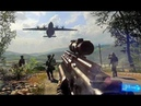 US MARINES in Massive War Against Russian Army - From FPS Shooter 'Battlefield 3'