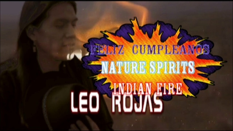 Happy Birthday to Leo Rojas ! 18 10 2018 34