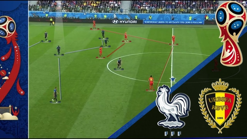 France To The World Cup Final   Tactical Analysis (Voiceover)