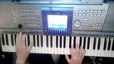 Loboda - Твои глаза Yamaha psr1500