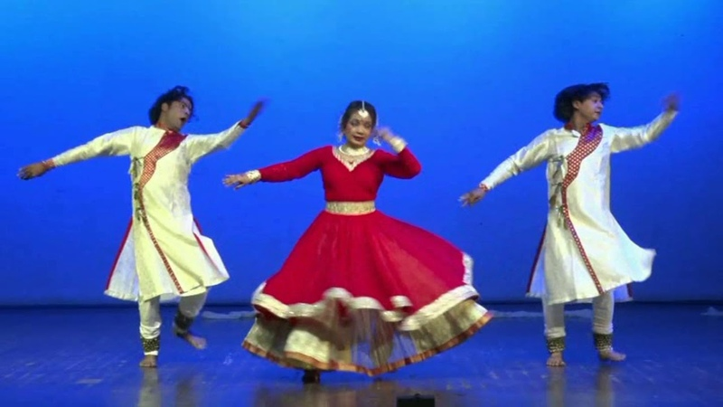 World Renowned Kathak Danseuse Dr. Rekha Mehra Trailer 3