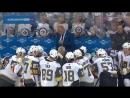 НХЛ. финал западной конференции. Вегас- Виннипег. матч 1