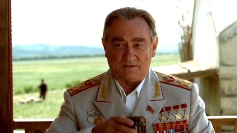 Из к/ф Заяц над бездной реж. Тигран Кеосаян 2006г.в.