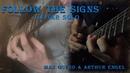 Max Ostro Arthur Engel Follow the Signs Guitar Solo Cover by Born of Osiris