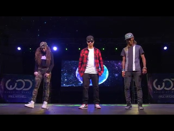 World of Dance   Poppin John   Dytto   Non stop - spag heddy permanent