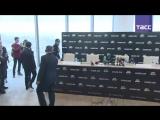 Пресс-конференция Хабиба Нурмагомедова