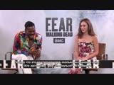 Интервью для «The Walking Dead Brasil» в Сан-Паулу, Бразилия | 02.08.2018 (Русские субтитры)