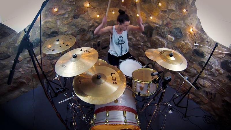 Lindsey Raye Ward - Twenty One Pilots - Morph (Drum Cover)
