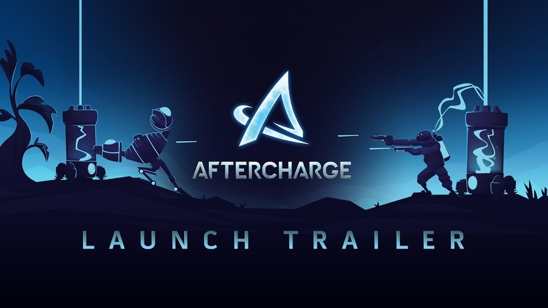 [Норка Орка] Aftercharge - Official Launch Date Trailer