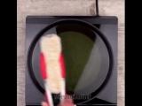 Хрустящий и нежный рулет Кордон Блю. Вы просто влюбитесь в этот рецепт!😍