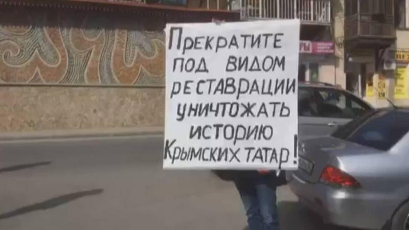 Активисты рассказали о своих пикетах в защиту Хансарая