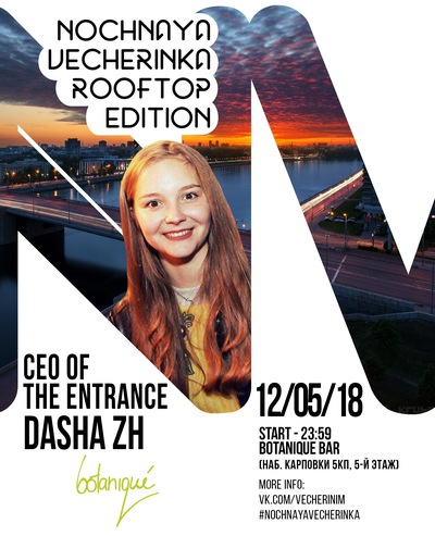 Dasha Zhitova