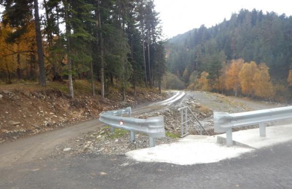 На строительство дороги от Архыза до Кислых источников потратят более 600 млн рублей