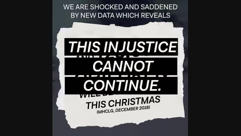 597 personnes sans abri sont mortes l'an dernier au Royaume Uni Cette injustice ne peut pas continuer