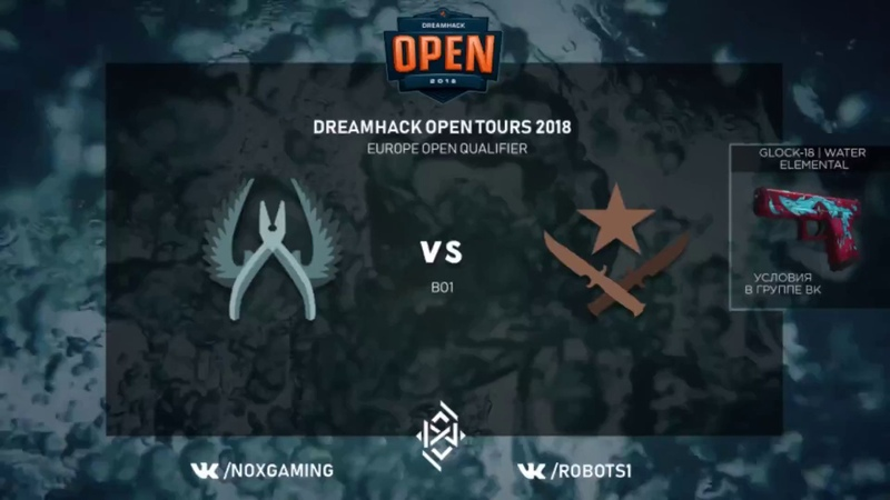 HOLLYWOOD vs MINLATE DREAMHACK OPEN TOURS bo1 by