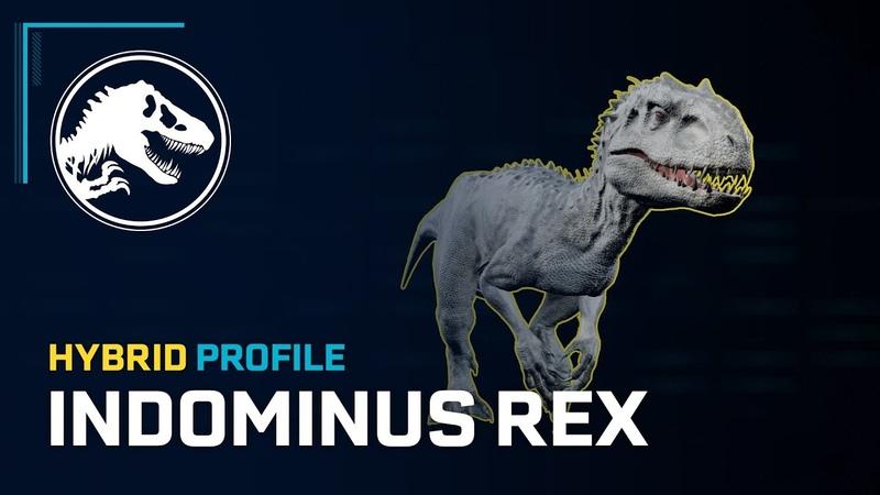 Hybrid Profile: Indominus Rex
