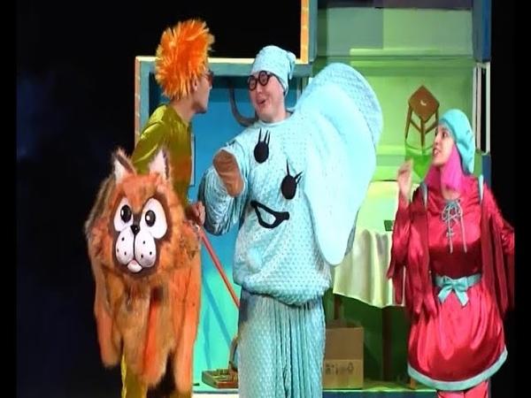 Уфимский государственный татарский театр «Нур» радует новыми премьерами