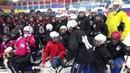 Губернатор Хабаровского края Вячеслав Шпорт пообщался с воспитанниками детской школы по хоккею с мячом