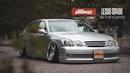 Lexus GS400 HellaFlush Stillness