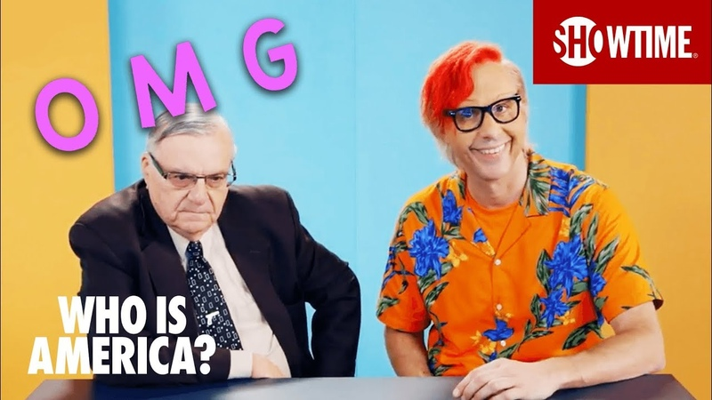 Unboxing w Joe Arpaio Ep. 4 Official Clip | Who Is America | SHOWTIME