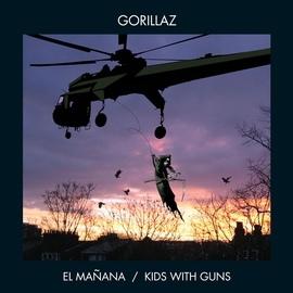 Gorillaz альбом El Mañana/Kids With Guns