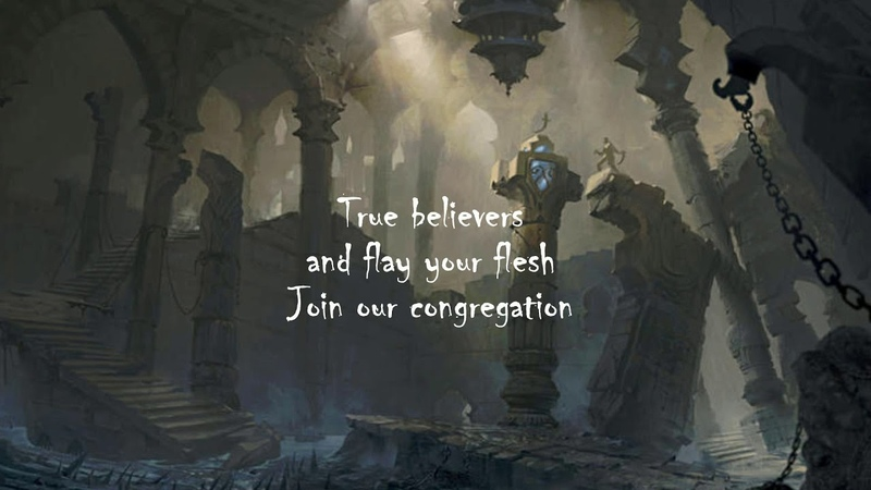 Flagellants' Song