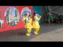 21.07.2018г г Новокузнецк Сабантуй На сцене татарский танец от детей