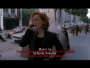Mulder Scully funny moment