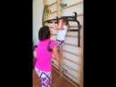 Юная гимнастка Анита - 2,7 года ( группа Родители с детьми )