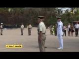 Passation de commandement au DLEM