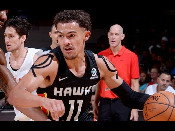 Best Of Trae Young From The 2018 MGM Resorts Summer League Prelims NBANews NBA