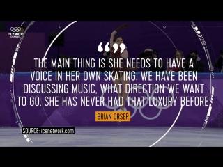 Olympic Channel | Интервью Брайана Орсера