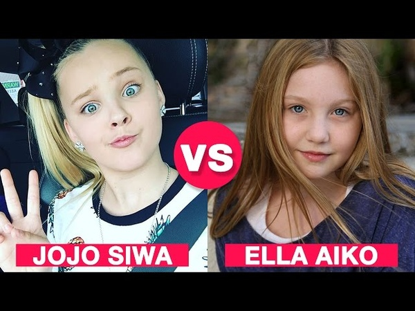 JoJo Siwa VS Ella Anderson ★ Battle Musers ★ Musical.ly Compilation