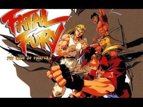 Альманах жанра файтинг Выпуск 12 Fatal Fury