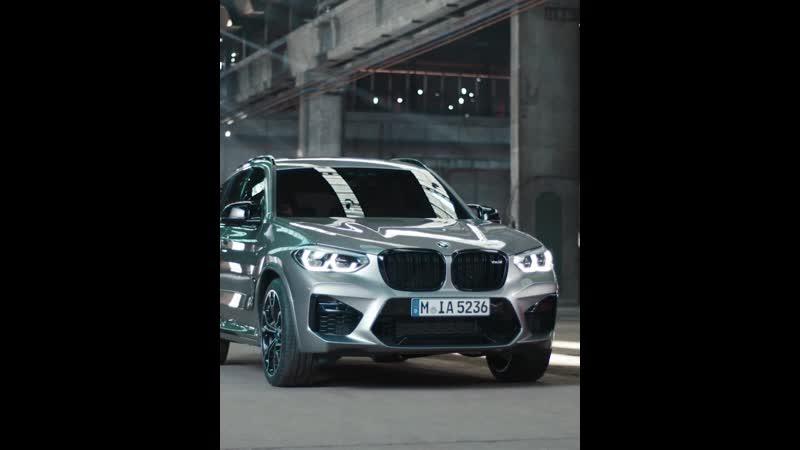 Новые BMW X3 M Competition и BMW X4 M Competition