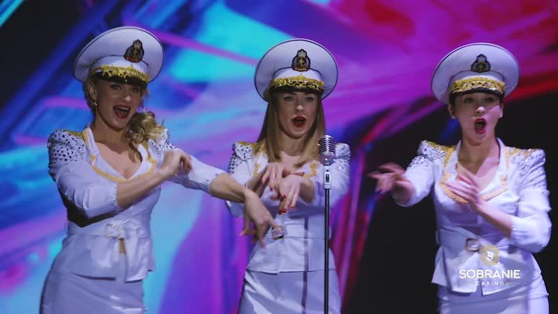 Видеоотчет с вечеринки Diamond Girls и DJ Markiza в казино SOBRANIE