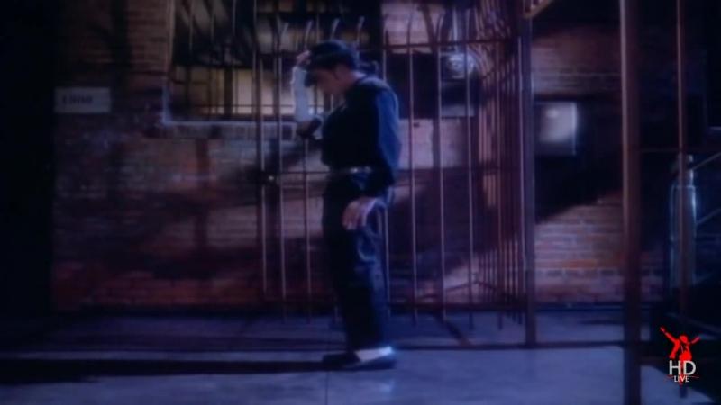 Michael Jackson Black or White end scene