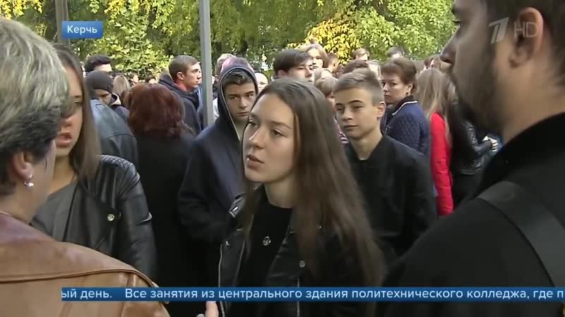 В Керченском политехническом колледже возобновляются занятия.