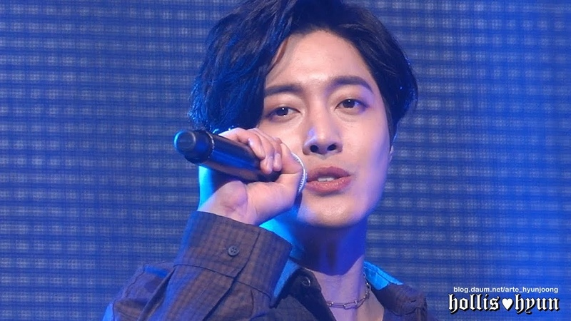 190209 Kimhyunjoong 김현중 - SO WHAT(Encore)@2019 KHJ's NEW WAY in Seoul