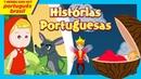 Histórias Portuguesas -Histórias Animados Para Crianças ||morais e histórias de dormir para crianças