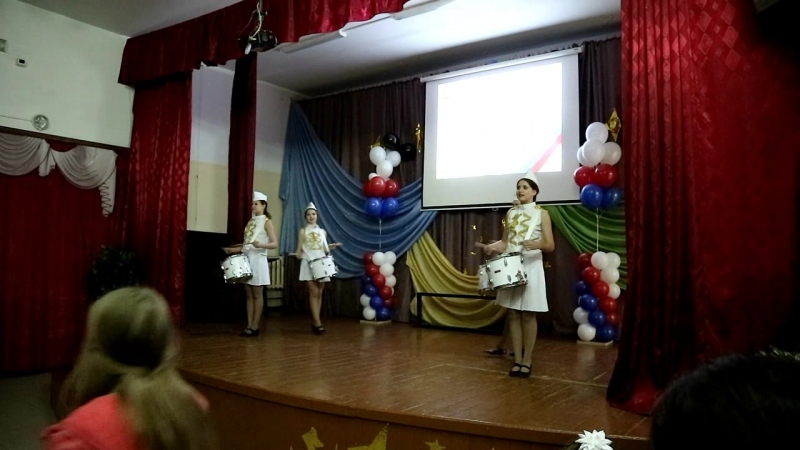 Слет Юнармии 2018 Карагай