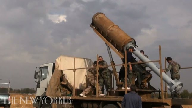 The Weapons Behind the Ghouta Attack Commentary The New Yorker