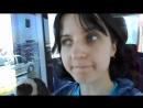 Мы с Ёжиком в стамбульском трамвайчике