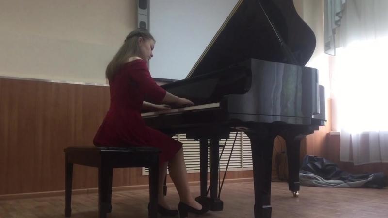 Abel Korzeniowski - Evgeni's waltz исполняет Германова Ника
