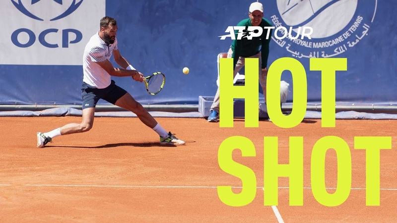 Hot Shot Paire Crafts Brilliant Lob In Marrakech 2019